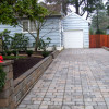 Paver Driveway & Retaining Wall