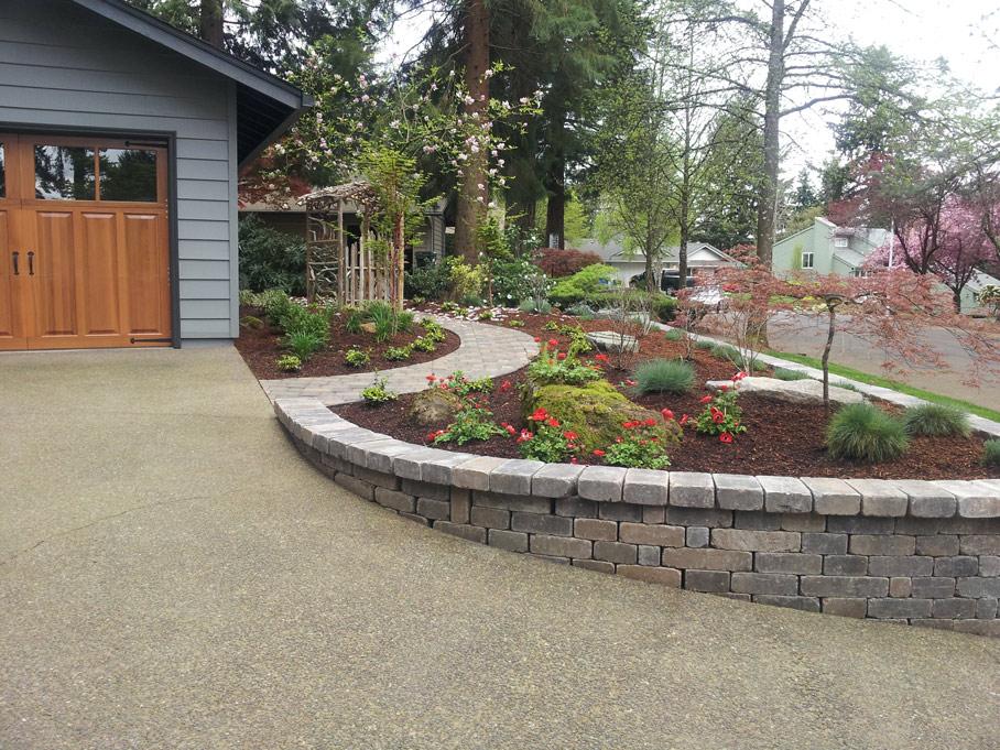 Landscaping Salem Oregon Davidson S Landscape Services